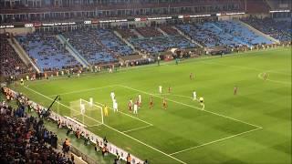 Vlog - Trabzonspor - Bursaspor Süper Lig karşılaşması