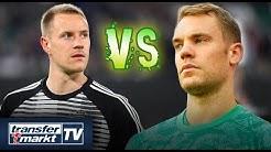 Neuer vs. ter Stegen – Wer ist aktuell Deutschlands bester Keeper? | TRANSFERMARKT