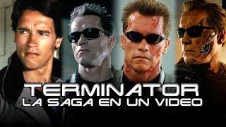Terminator: La Saga en 1 Video