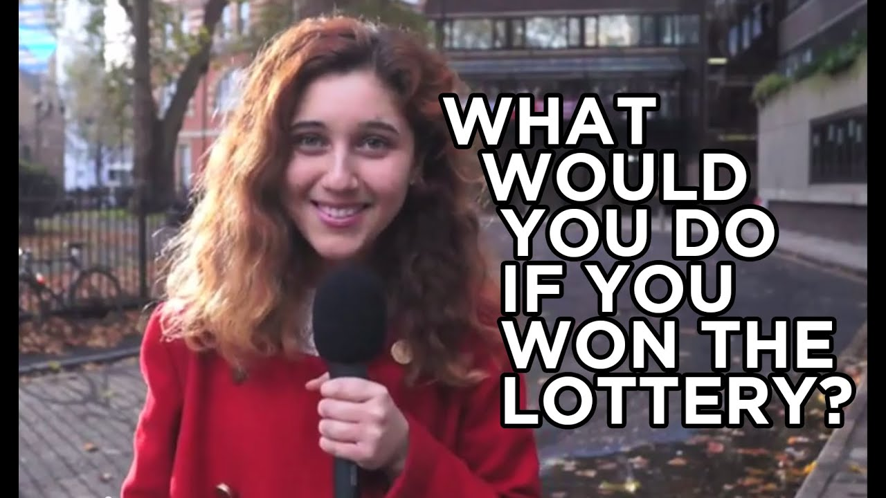 if you won the lottery what There is no secret to winning the lottery the only surefire way to get yourself a  winning ticket is to be incredibly lucky earlier this year, kimberly.