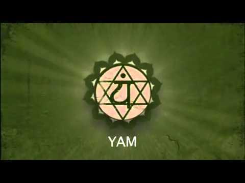 Bija Mantras- The Sounds of the Chakras: LAM VAM RAM YAM HAM