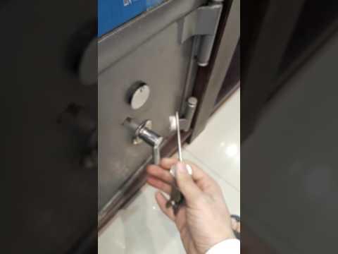 Double Key Locker Mad By Village Man