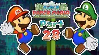 Super Paper Mario: Part 28 - The Mario Bros. Game Over!