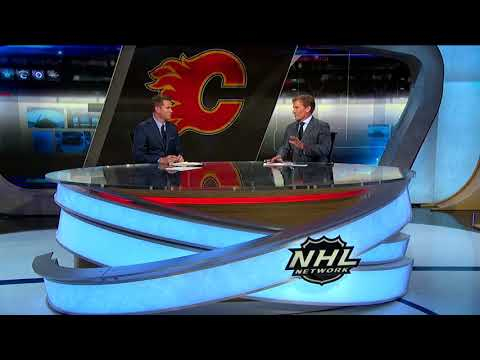 NHL Tonight:  Flames improvement:  How can the Calgary Flames improve from last season  Sep 4,  2018