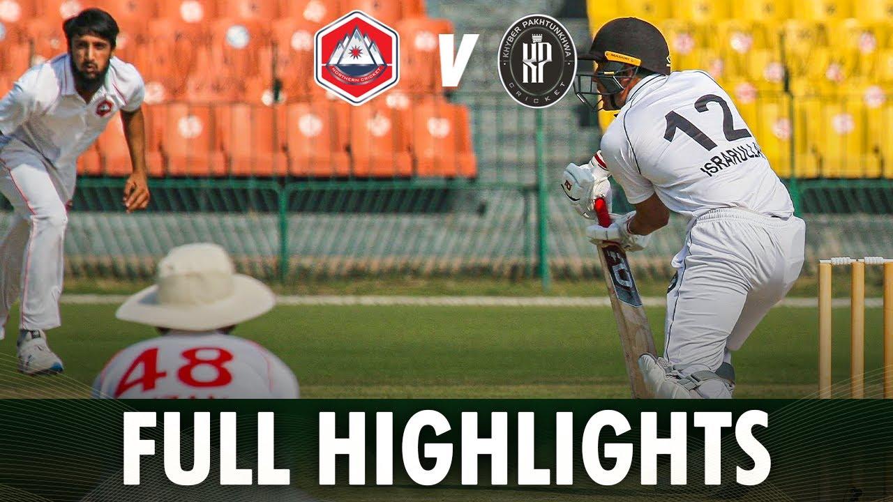 Highlights   Khyber Pakhtunkhwa vs Northern   Day 1   Quaid e Azam Trophy 2021