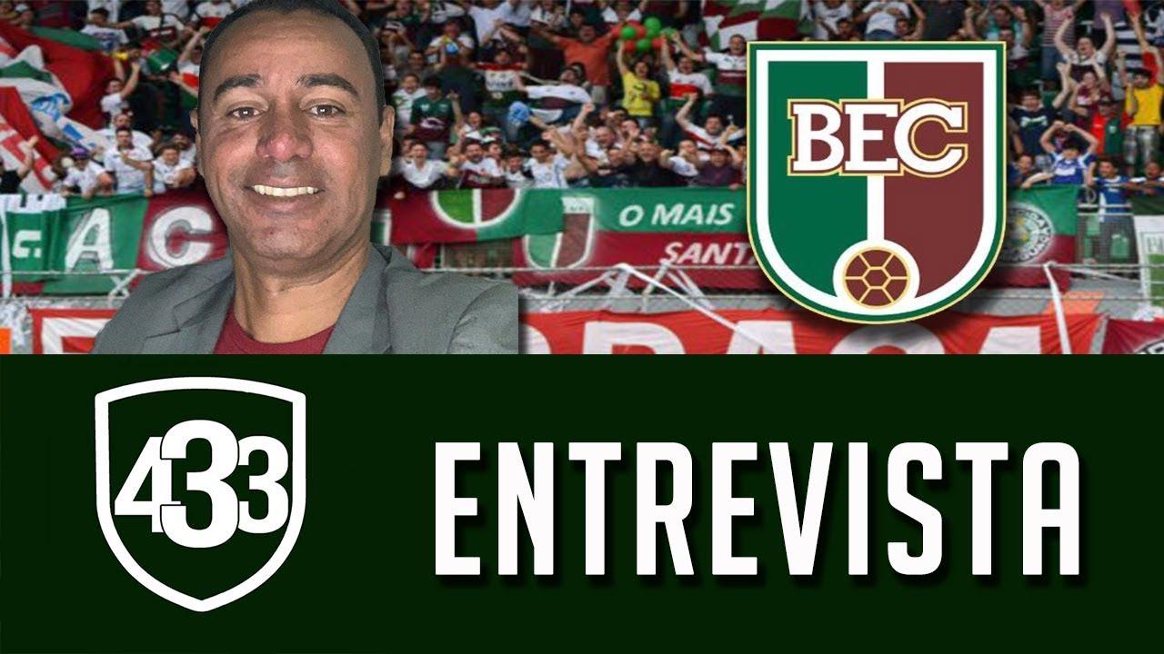 ENTREVISTA CARLOS ZIDANE (PRESIDENTE DO BEC)