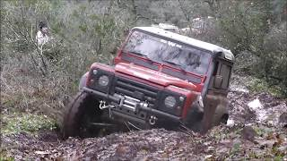 Land Rover Defender 90 38.5'' **OFF ROAD 4x4**