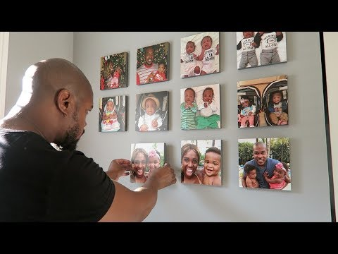 DECORATING THE NURSERY WITH THE TWINS! 😍😍😍😍 | #VLOGTOBER DAY #20