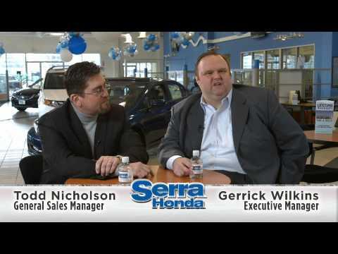 Serra Honda Difference