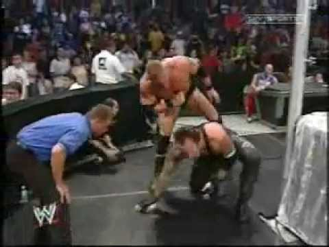 WWE - Undertaker vs Brock Lesnar vs Big Show