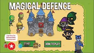 Magical Defence Mobile Game Review | Freedom! #FreedomFamily