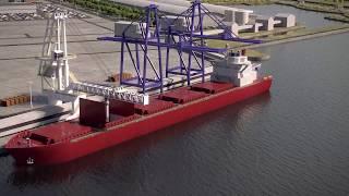 MHF & Port Animation