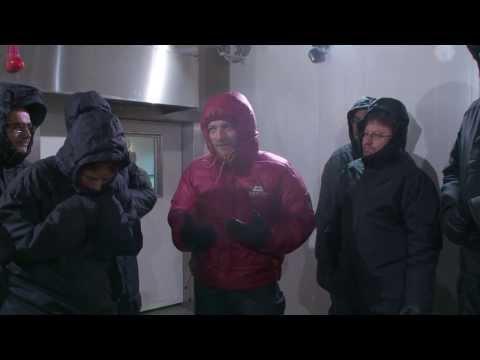 Training For Antarctica