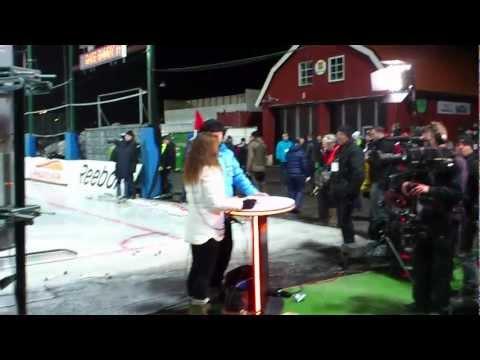 Sweden-Russia Bandy World Championship 2013 Gothenburg