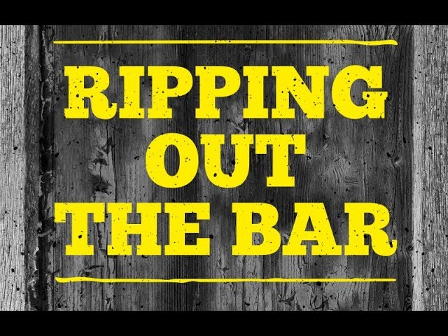 Ripping Out the Bar documentary trailer