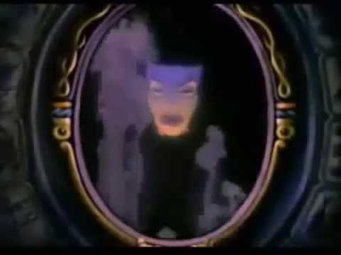 Snow white magic mirror on the wall youtube for Miroir on the wall