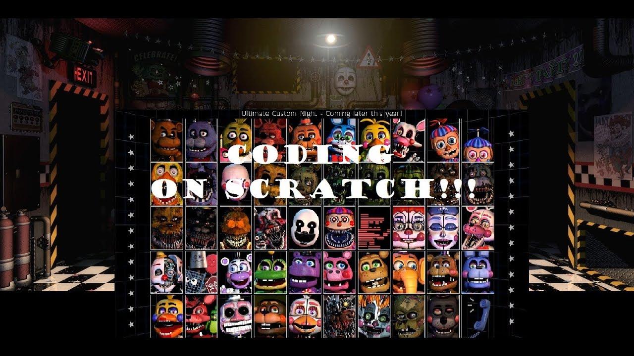 Five Nights At Freddys 2 W I P Read Desc – Dibujos Para Colorear