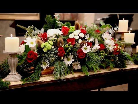 Christmas Decor Tour Garden Answer Youtube
