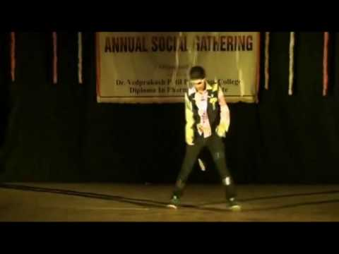 Ishq Wala Love Robotic Dance By Amol V. Shirsat