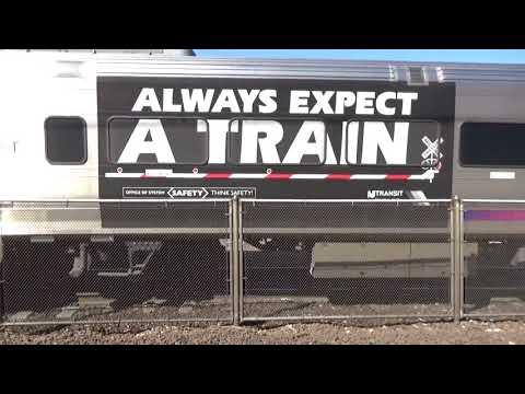 Denville Railfanning 4/18/18 Part 1