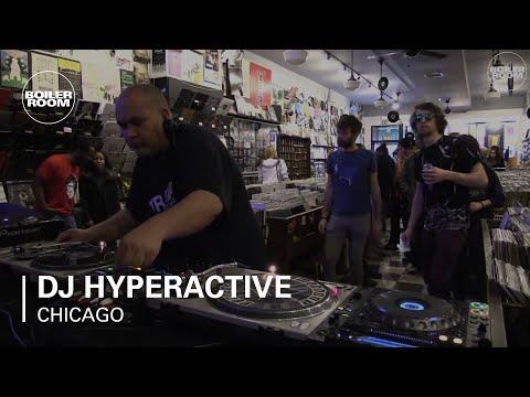 DJ Hyperactive Boiler Room Chicago DJ Set