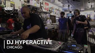 DJ Hyperactive Boiler Room Chicago DJ Set