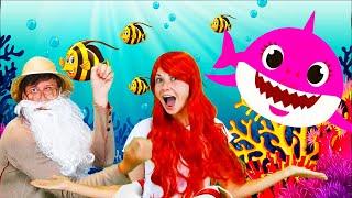 Baby Shark Dance #02   Baby Songs by Olivia Kids Tube
