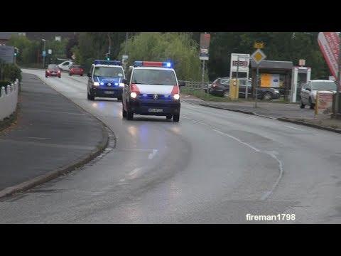 Notfallmanager Deutsche Bahn AG + FuStW BuPo