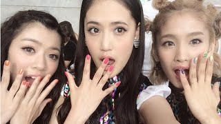 e-girls藤井夏恋 miyuu が女子の好きな恋愛トーク披露! MATSU「そうい...