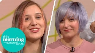 Gambar cover How to Get Pastel Hair | This Morning