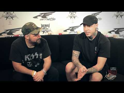 Rose Funeral: Gates of Punishment Interview With Ryan Gardner At Heavy MTL 2012