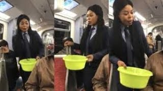 Joyce Dzidzor Mensah finally explains what she said in the train