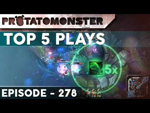 League of Legends Top 5 Plays Week 278