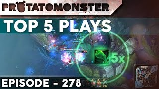 League of Legends Top 5 Plays Week 278