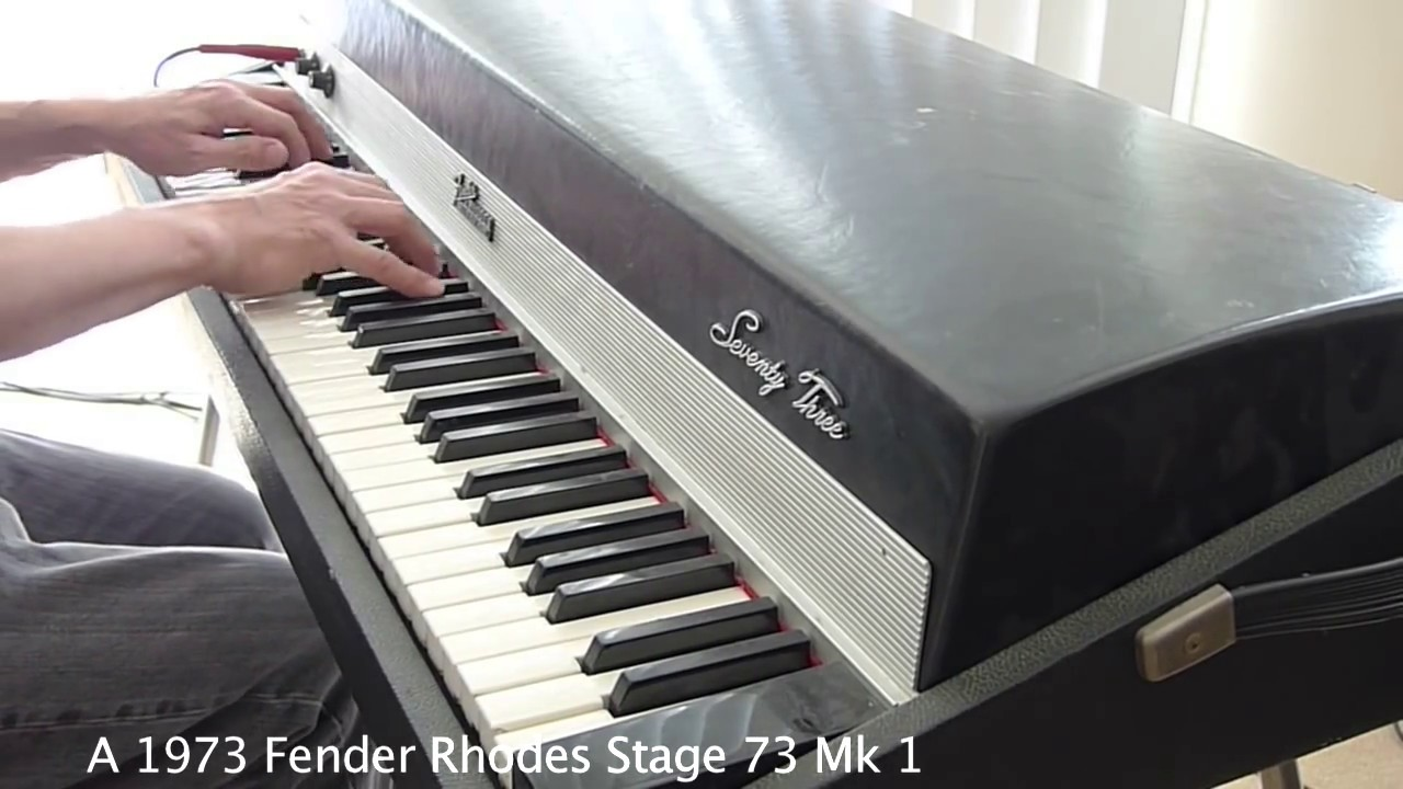 The Best Rhodes Electric Piano VSTs - Audiofanzine