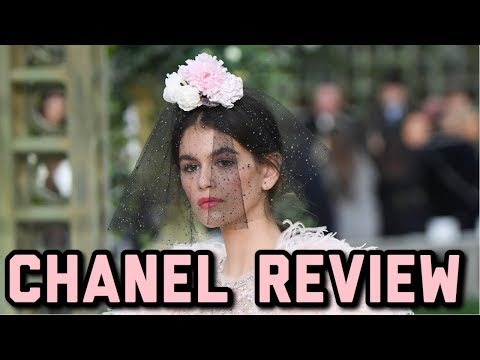 KAIA GERBER DEBUTS AT CHANEL COUTURE SPRING 2018?!
