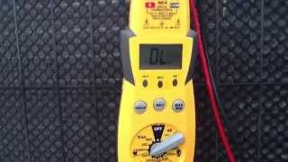 2 ways to check for bad compressor