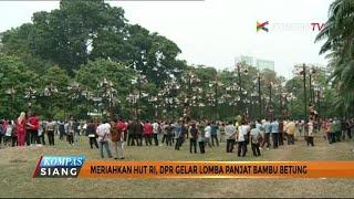 Rayakan Kemerdekaan, DPR Gelar Pesta Rakyat