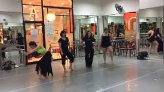Fusion Belly Dance Class with Kru