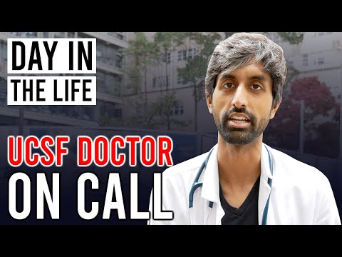 UCSF Doctor On Call - Day in the Life