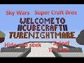 Minecraft Cube Craft Server - SPLEEF, SUPER CRAFT BROS AND MORE!