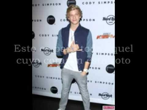 Gruitar Cry- Cody Simpson (Traducción al Español)