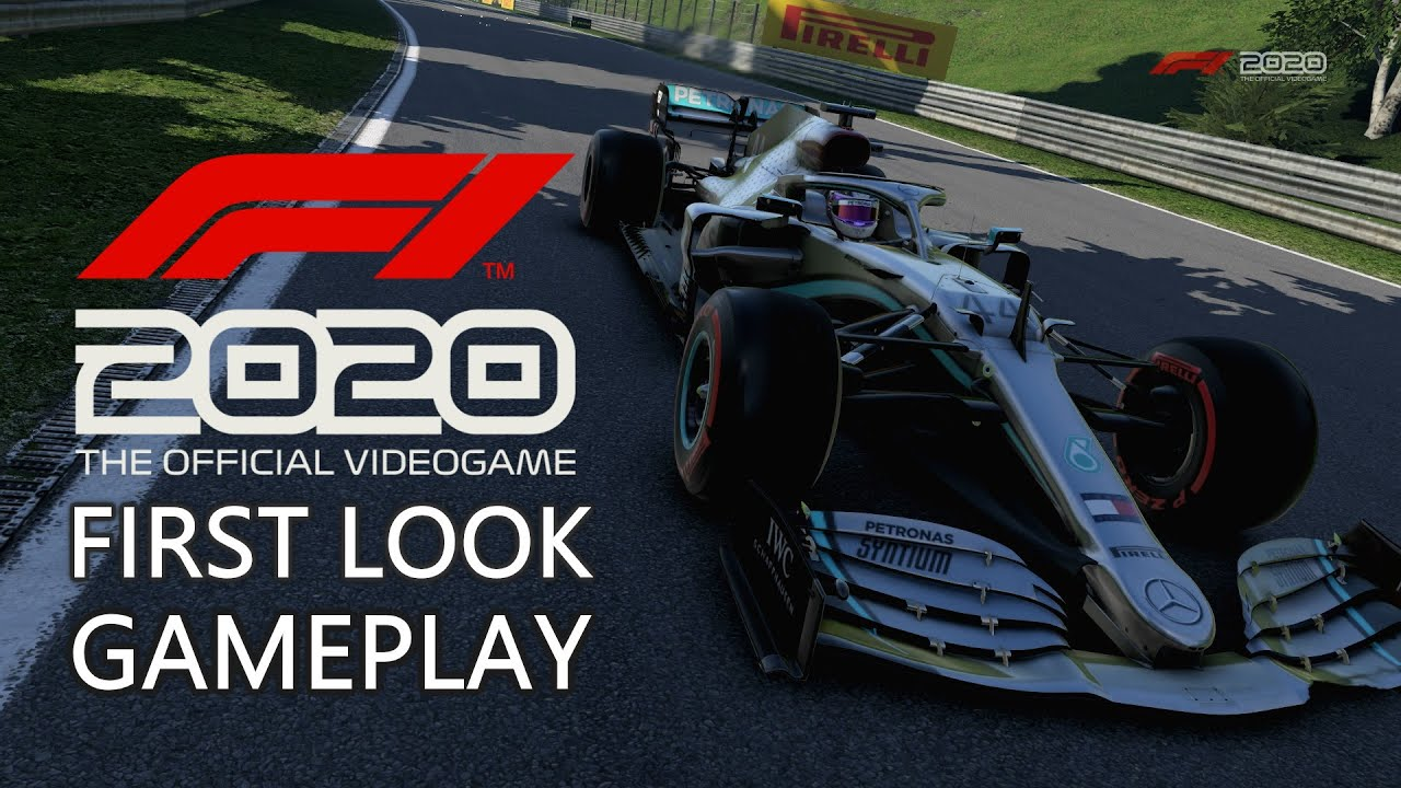 F1 2020 - First Look - Xbox One