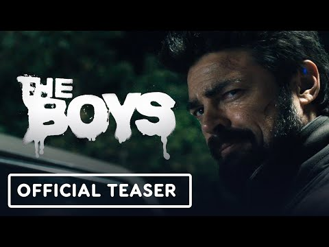 Amazon's The Boys: Season 2 Official Teaser Trailer