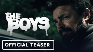 Amazon's The Boys: Season 2 - Official Teaser Trailer