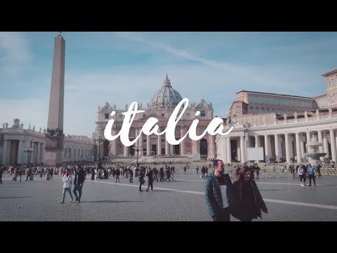 Vlog de calatorie: Italia (Roma + Firenze)