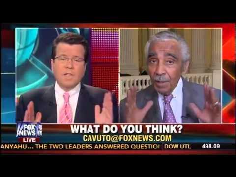 Neil Cavuto & Charles Rangel Battle: Does Obama Think Passing Budget Is 'A Joke'?