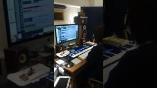 11月発売中村仁美「ハッピーバースデー」歌録り終了チェックの動画です...