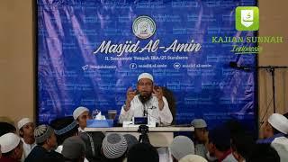 "Download Video Kajian ""Akibat Bid'ah Hasanah"" Ustadz Zainal Abidin, Lc. MP3 3GP MP4"