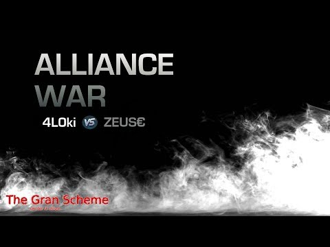 Alliance War 2.0: 4L0ki vs ZEUS€   Marvel Contest of Champions